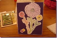 Dani's flowers