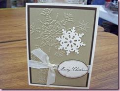 Helen's snowflakes