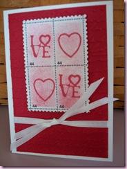 Helen's Love Stamps