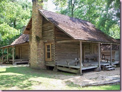 Smith Log House