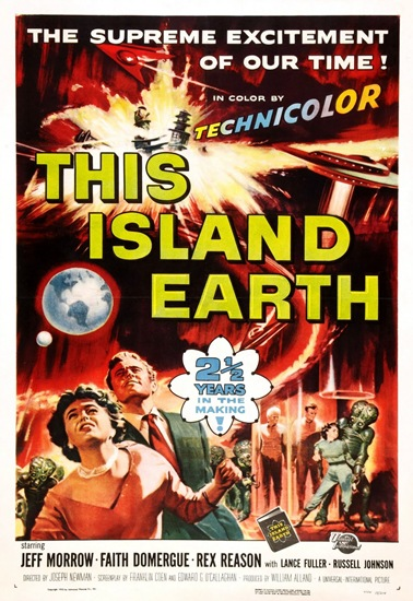 the island earth capa