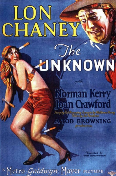 the unknown capa