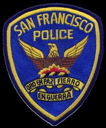 Ecusson SFPD