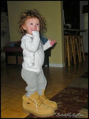 daddies boots