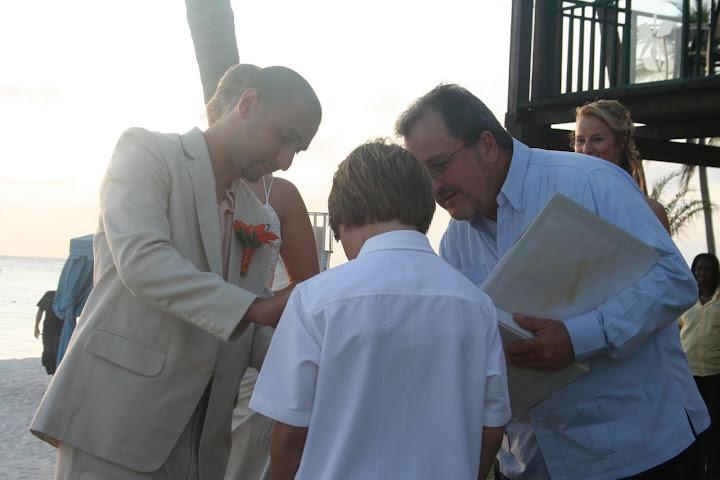 Wedding day non pros photo 8