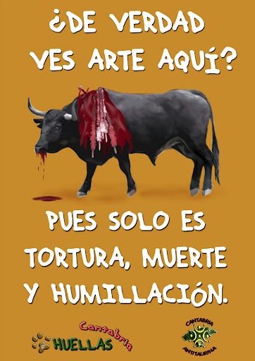 Campaña Antitaurina Huellas Cantabria/09 Arte%202
