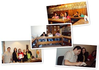 Exibir Assinatura de Convènio Interact-Rotaract-Asfar Santos