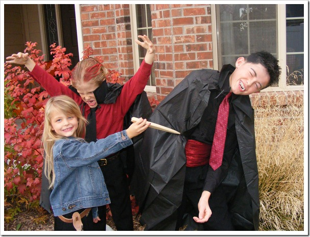 Kids Halloween 4