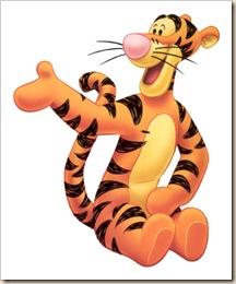 Disney-Tigger