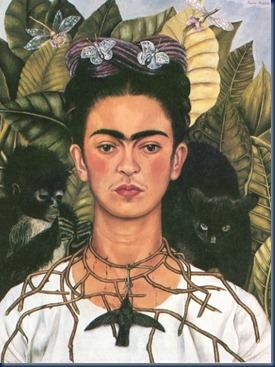Frida Autorretrato 1940