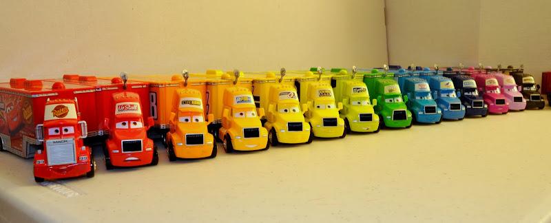 darrell cartrip cars 17 cars haulers disney pixar cars the toys