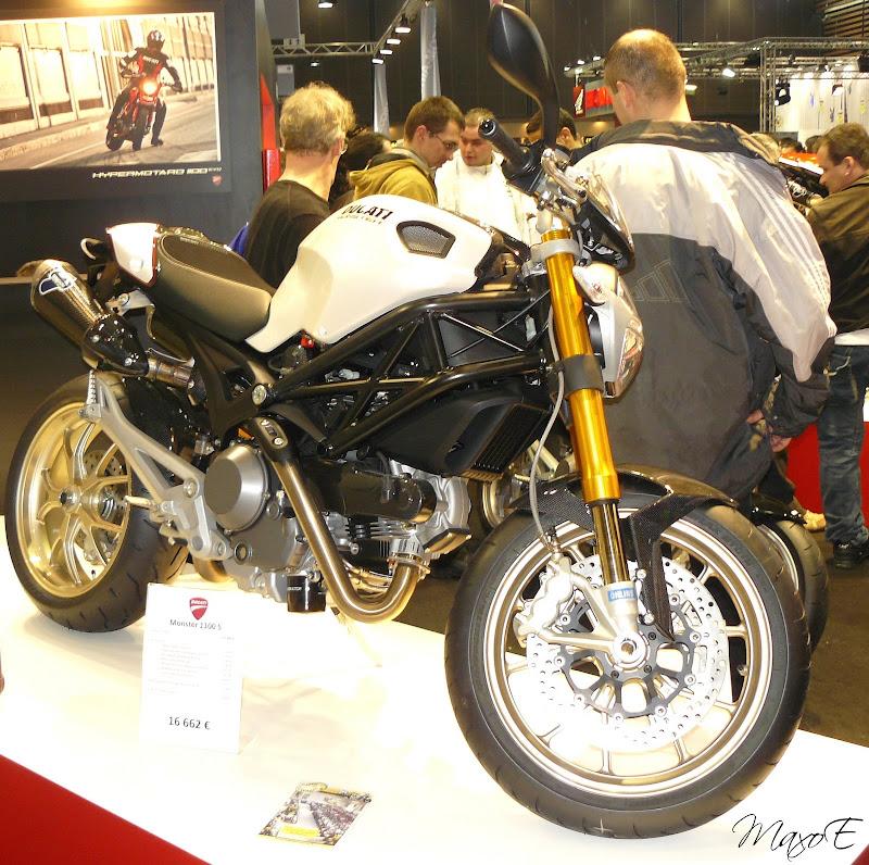 Monster  1300S Ducati