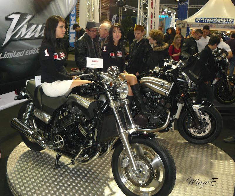 Vmax Yamaha ancien et nouveau model