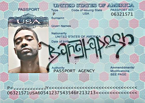 Bangladesh aka Shondrae Crawford
