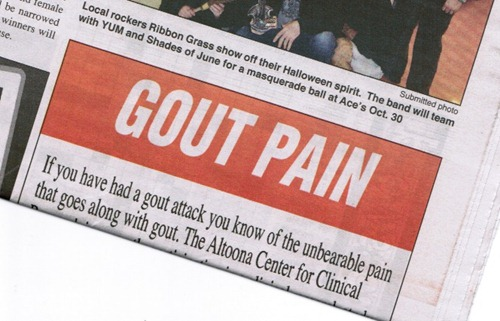 GoutPain