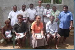 translation workshop in Marulaon group photo