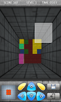 Screenshot of Blockout 3D FREE