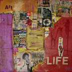 Art Life, Tableau abstrait contemporain
