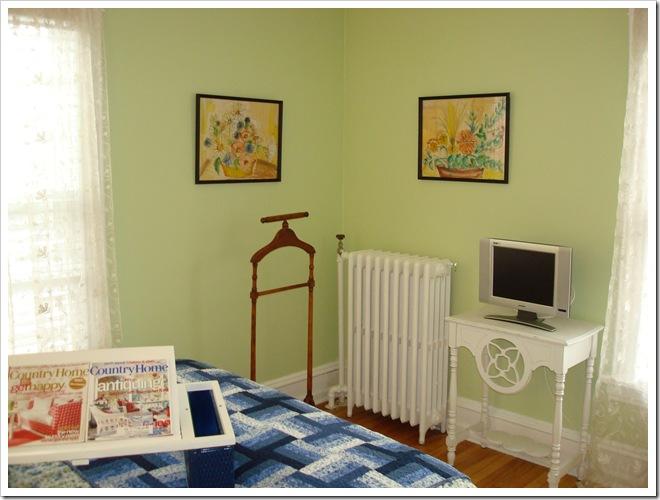 green room 13