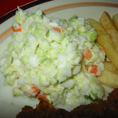 Kfc Coleslaw by Real Employee
