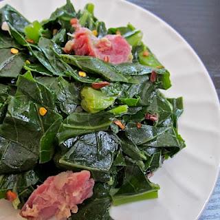 Collard Greens With Ham Bone Recipes