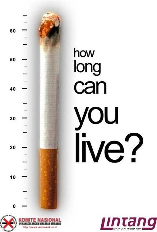 How long can you live? - Stop Smoking