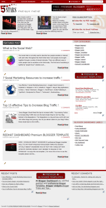 design your own blogger template free - tutorial world