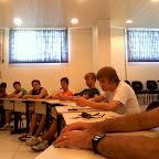 Planejamento do grupo realizado em Janeiro/2009