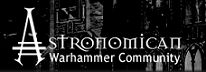 Astronomican Warhammer Community