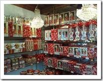 Loja de chocolates Mozart