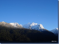 Peulla, Chile. Dia amanhecendo...