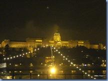 Castelo de Buda a noite
