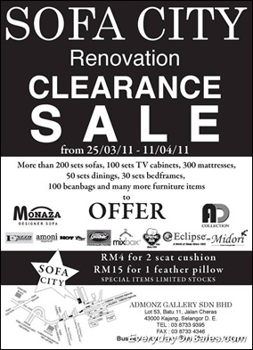 Sofa-City-Clearance-Sale-new-2011-EverydayOnSales-Warehouse-Sale-Promotion-Deal-Discount