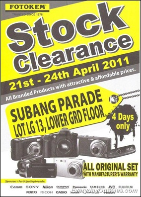 Fotokem-Stock-Clearance-2011-EverydayOnSales-Warehouse-Sale-Promotion-Deal-Discount