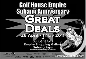 Golf-House-Anniversary-Great-Deals-2011-EverydayOnSales-Warehouse-Sale-Promotion-Deal-Discount
