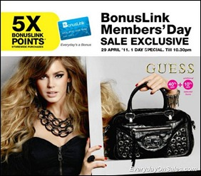 Parkson-Bonuslink-Members-Day-Sale-2011-EverydayOnSales-Warehouse-Sale-Promotion-Deal-Discount