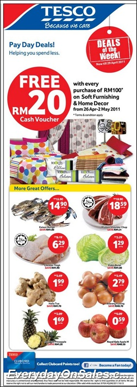 tesco-deals-of-week-2011-EverydayOnSales-Warehouse-Sale-Promotion-Deal-Discount
