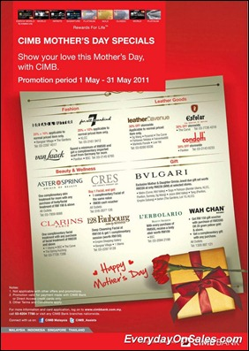 CIMB-Mothers-Day-2011-EverydayOnSales-Warehouse-Sale-Promotion-Deal-Discount