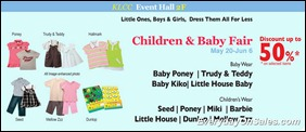 Isetan-KLCC-Childrens-Baby-Fair-2011-EverydayOnSales-Warehouse-Sale-Promotion-Deal-Discount