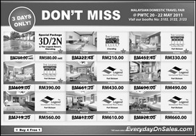 malaysian-domestic-travel-fair-2011-EverydayOnSales-Warehouse-Sale-Promotion-Deal-Discount