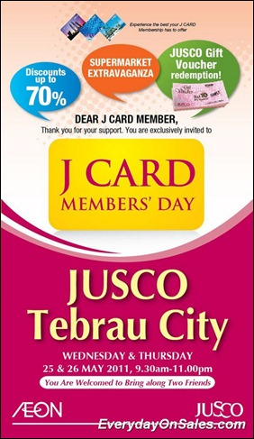 Jusco-JCard-Member-Sales-Tebrau-City-Johor-2011-EverydayOnSales-Warehouse-Sale-Promotion-Deal-Discount