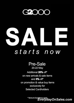 G2000-Pre-Sale-2011-EverydayOnSales-Warehouse-Sale-Promotion-Deal-Discount