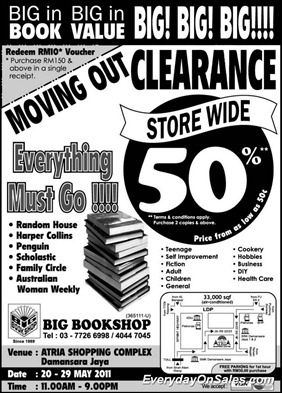Big-Bookshop-Clerance-Sale-2011-EverydayOnSales-Warehouse-Sale-Promotion-Deal-Discount