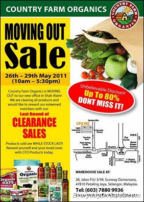 Country-Farm-Organics-Moving-Out-Sale-2011-EverydayOnSales-Warehouse-Sale-Promotion-Deal-Discount