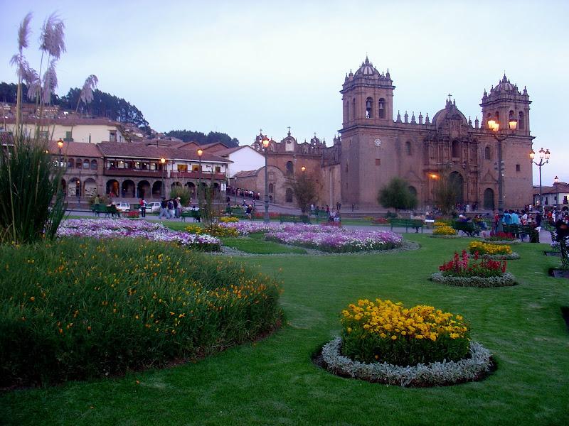 Chasing Down Life: Cusco, Peru: A mountain gem of a city.