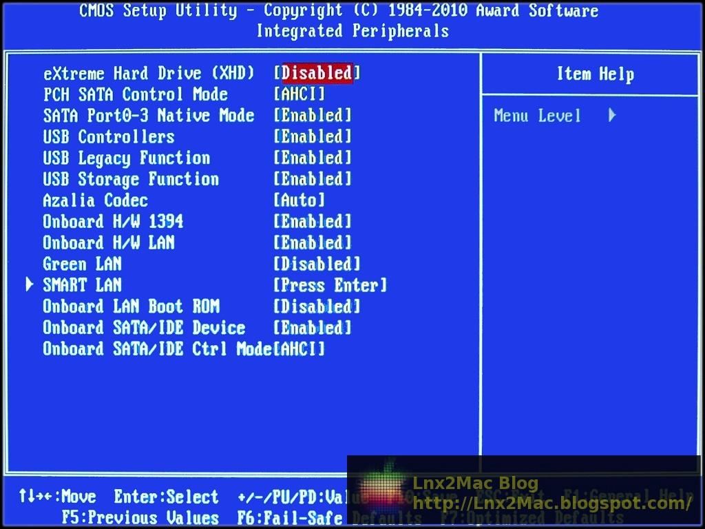 sata port0 3 native mode