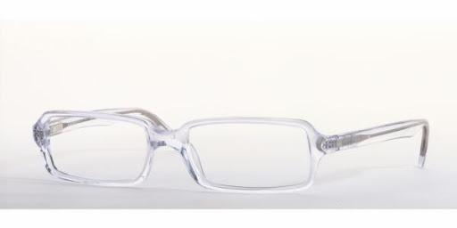 Óculos Ray Ban RX5050 Transparente