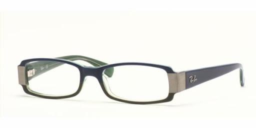 Óculos RX5077 Ray Ban Verde