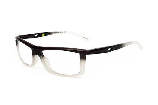 Óculos Mormaii Fusion Preto com detalhe Transparente