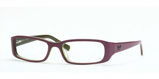 Óculos RX5063 Ray Ban Lilás